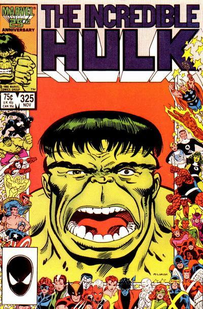 Hulk anniversary