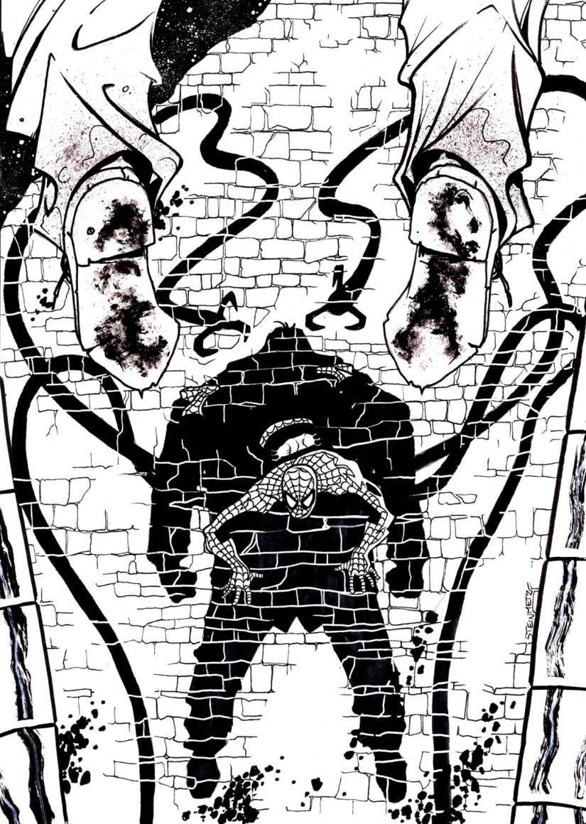octopus spidey