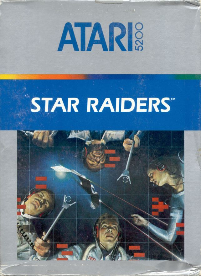 star raiders videogame