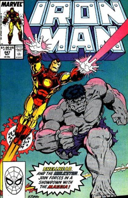 Iron man 247