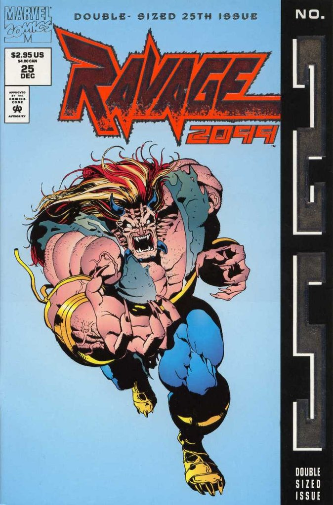 Ravage cover 2