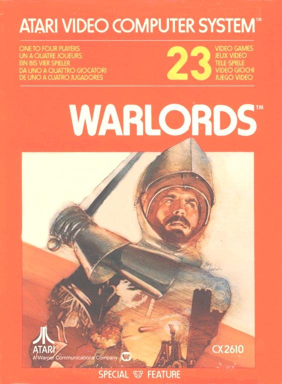 Warlords Atari