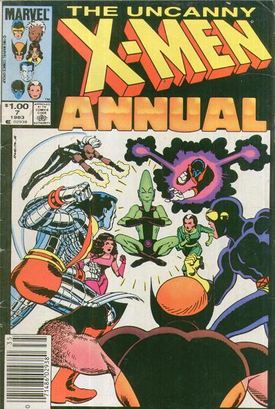 X-Men annual 7