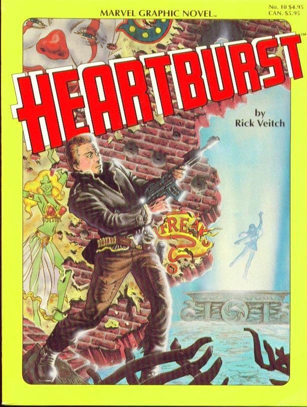 Heartburst cover