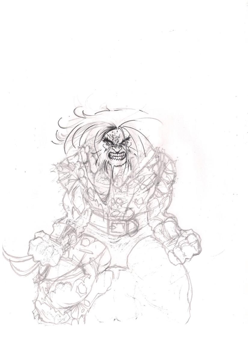 savage logan 002 comics oddities