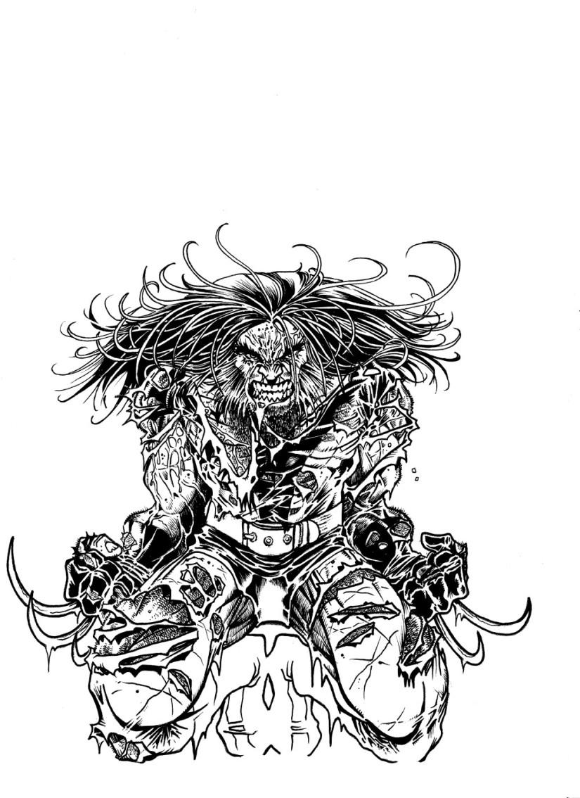 serval 001 comics oddities