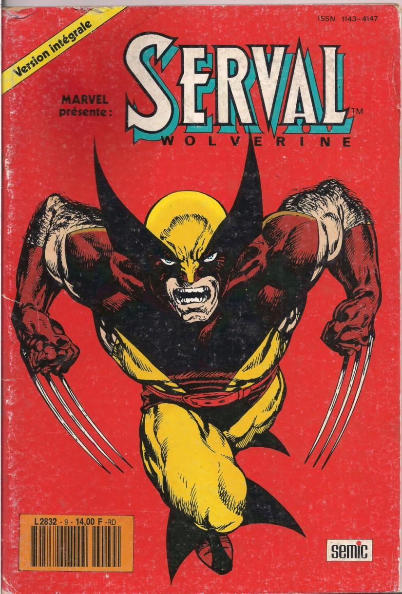 serval 003 comics oddities