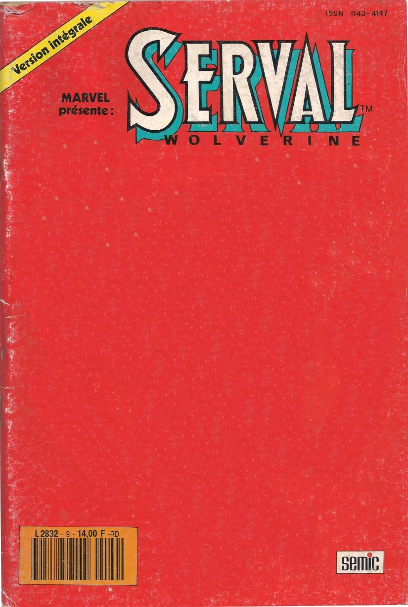 serval cover semic