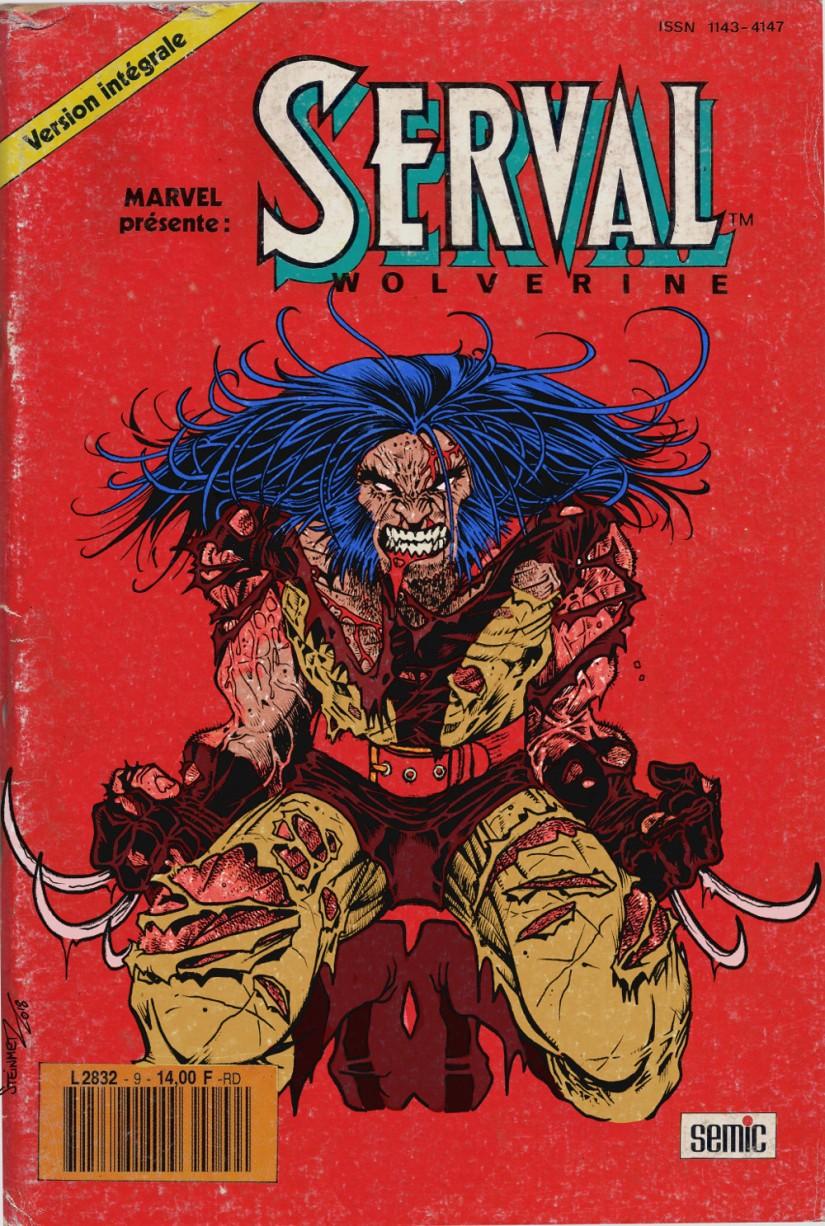 servalcover comics oddities