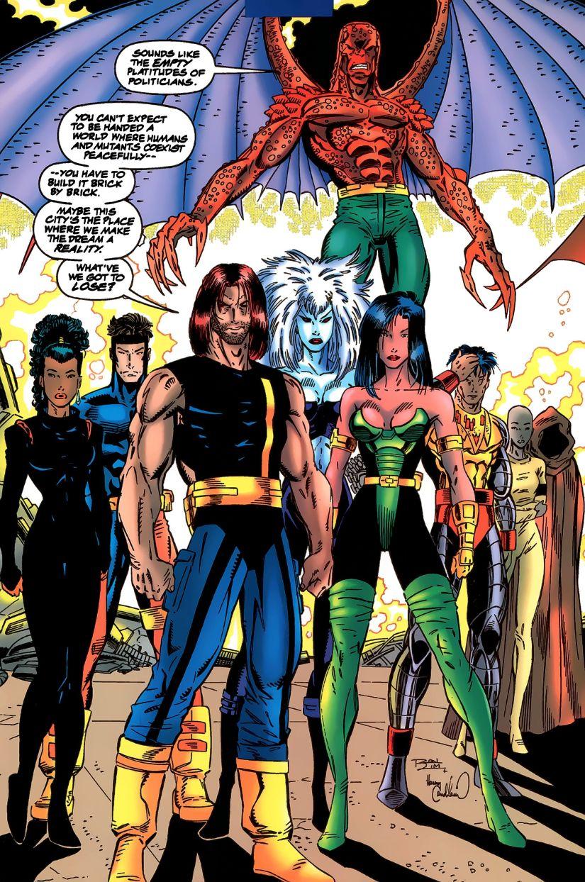 X-Men 2099 4