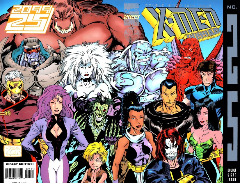 X-Men 2099 5