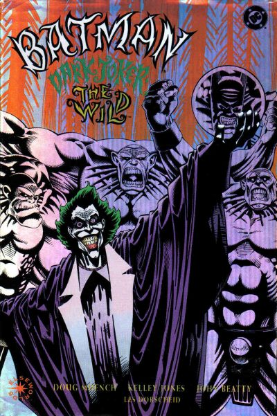 Dark Joker Wild Cover