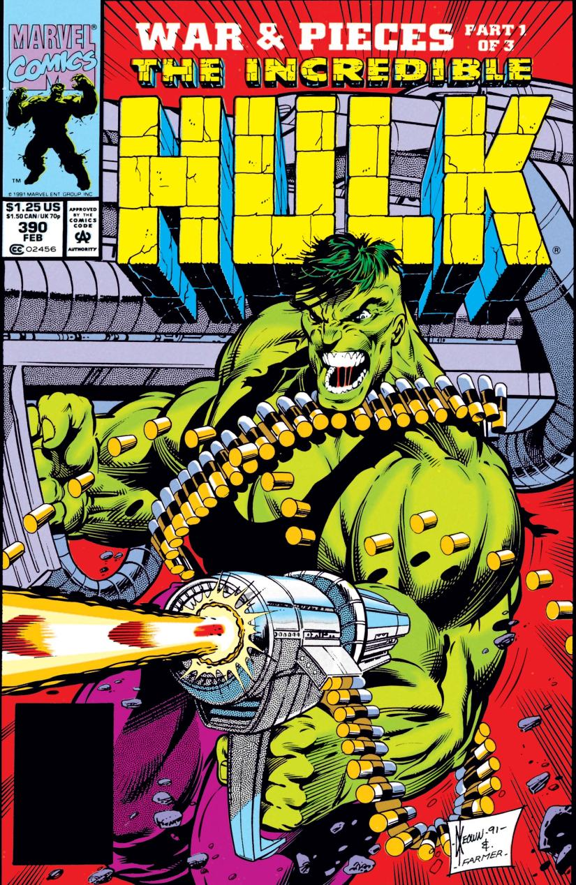 Hulk 390