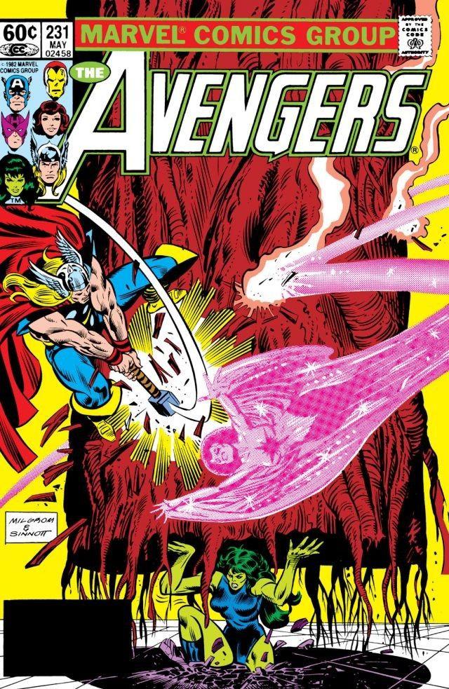 Avengers 231