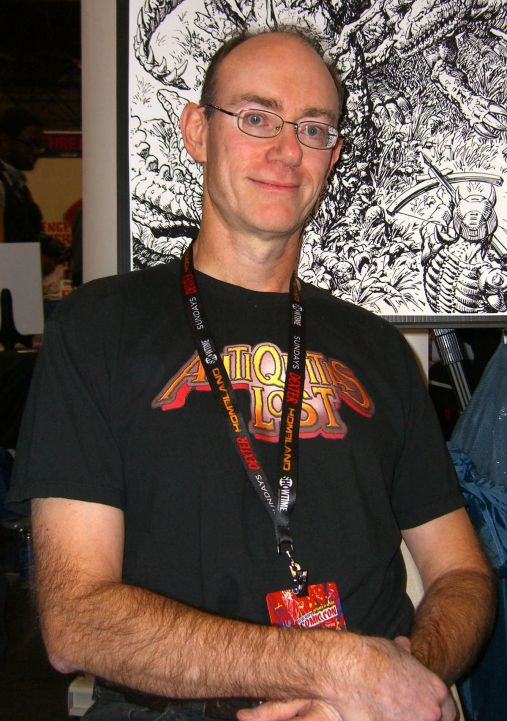 Geof Isherwood
