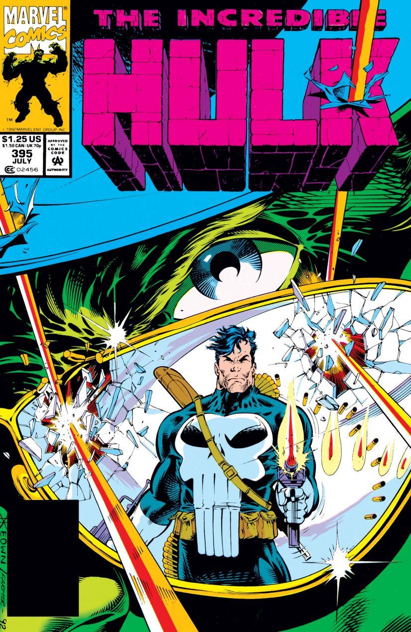 Hulk 395 cover
