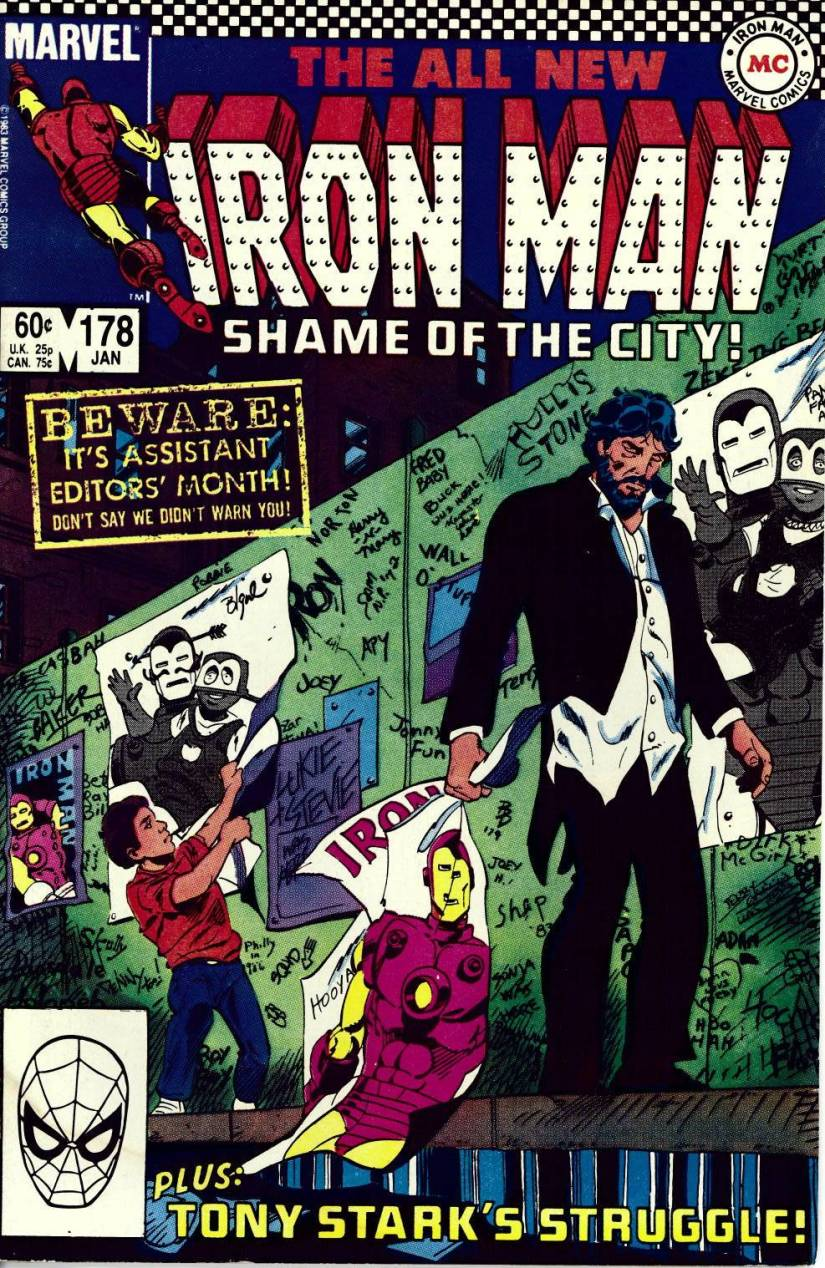Iron Man 278.1