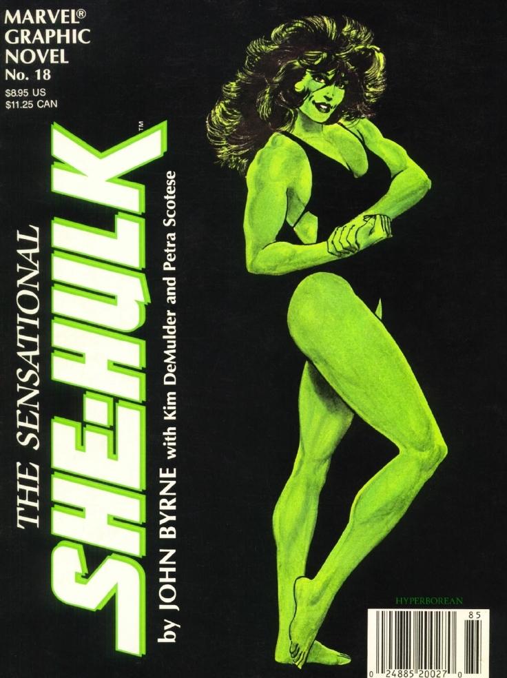She Hulk 1.1