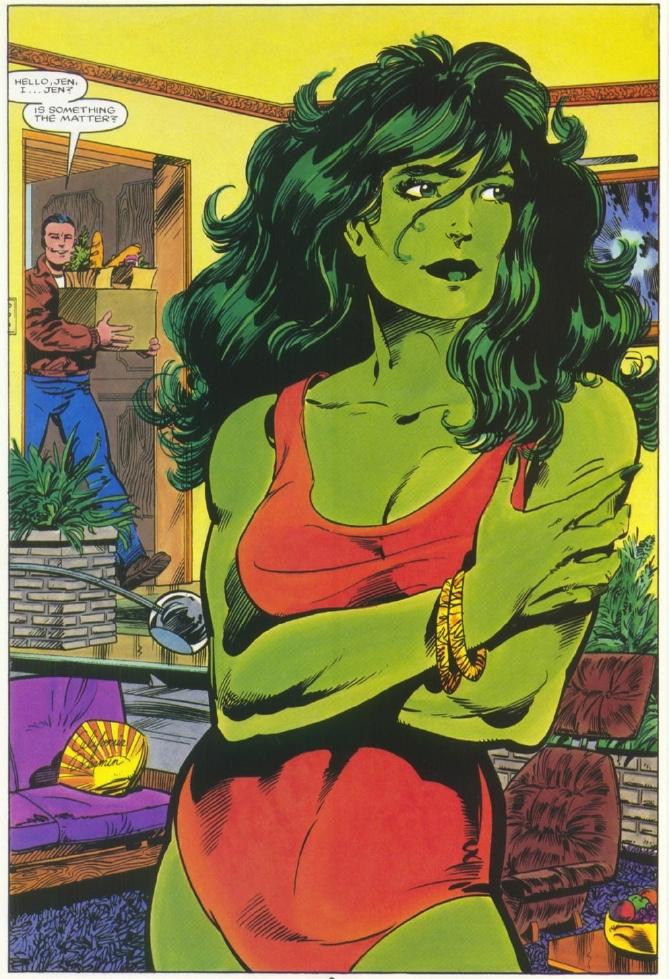 She Hulk 1.2