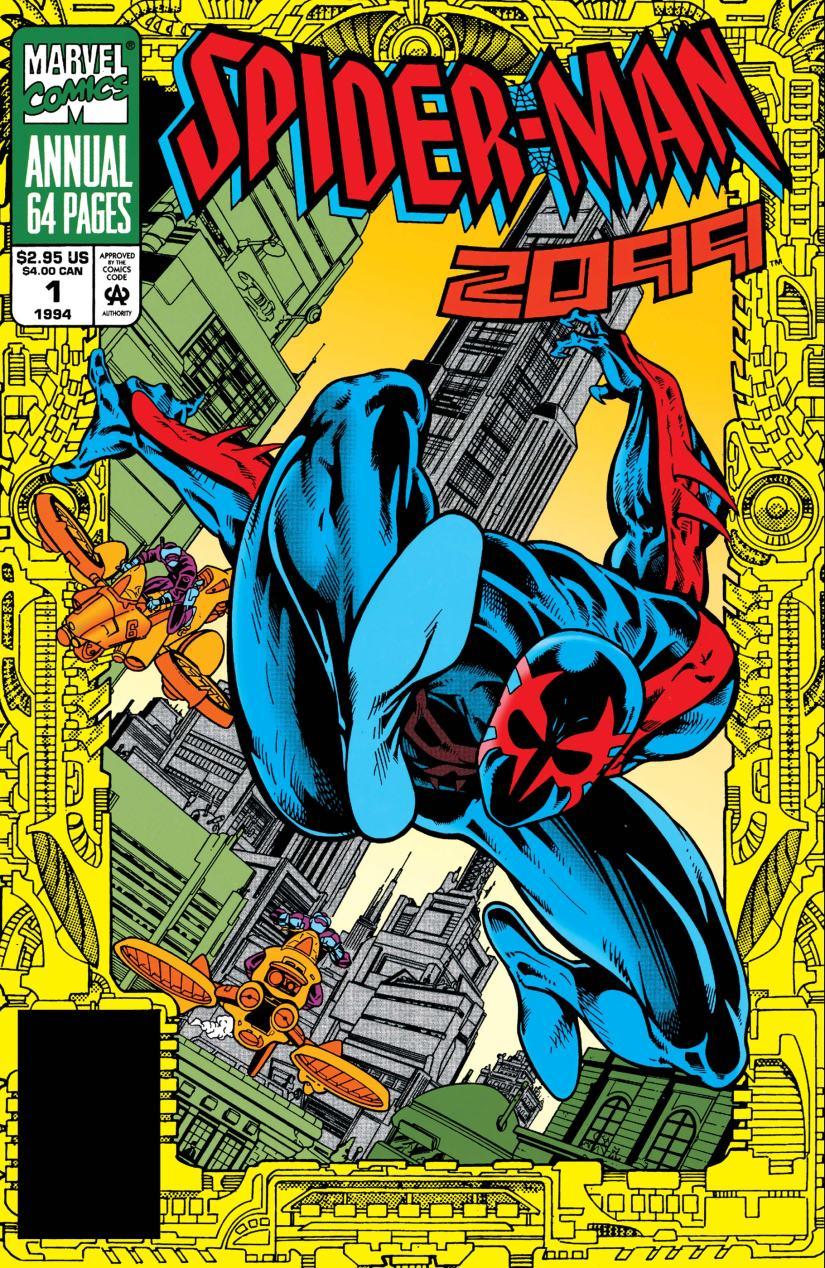 SM 2099 Annual