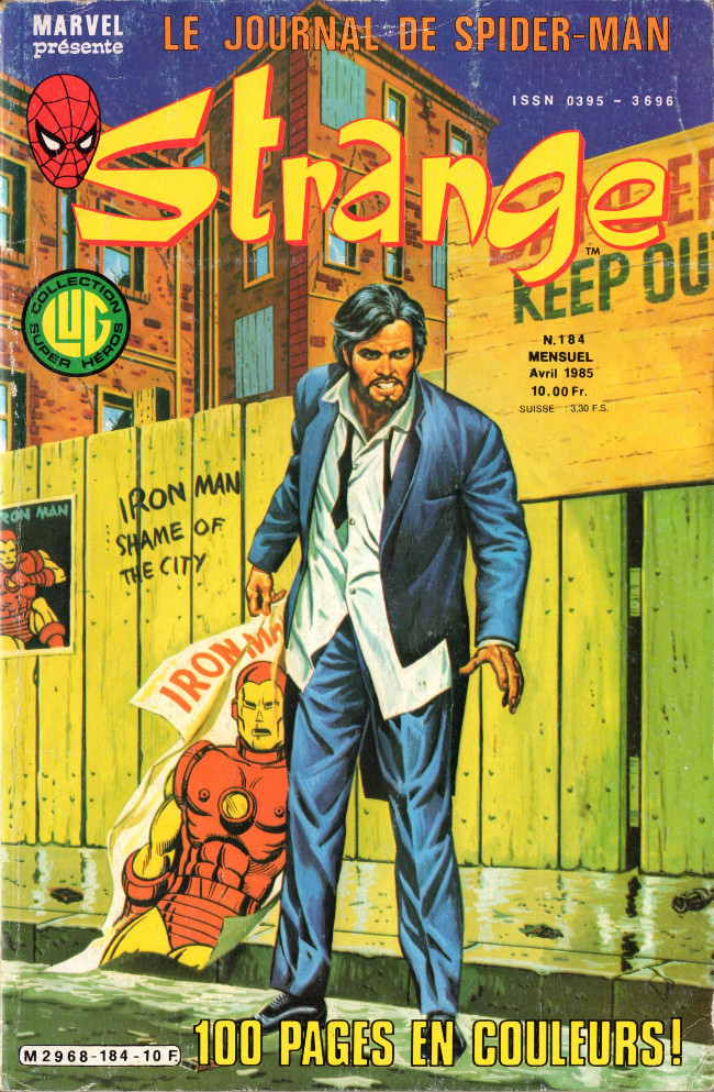 Strange 184
