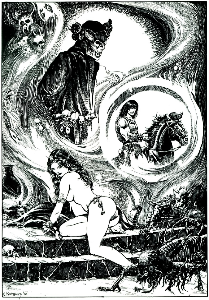 Witchqueen 6