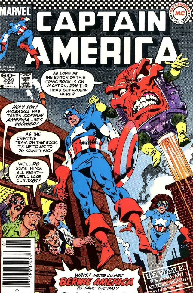 Cap America 289.1