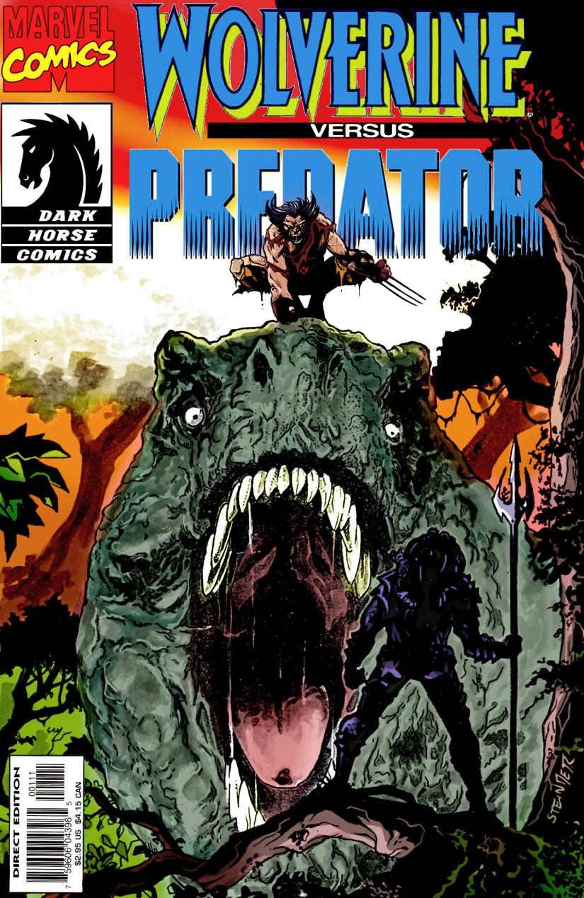 wolverine predator cover