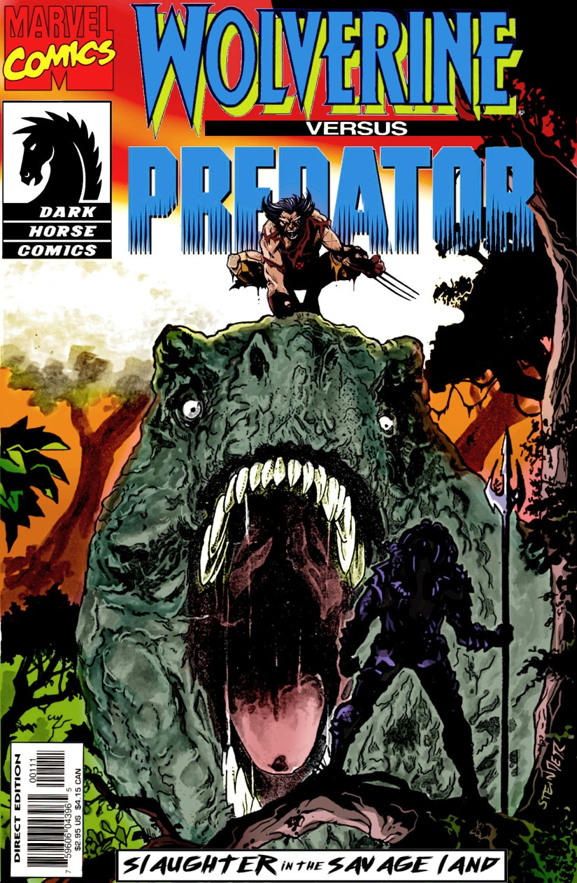 wolverine predator cover titre